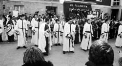 El encuentro de cofradías llena de pasión la Semana Santa