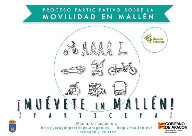 En marcha con el proceso participativo de Movilidad Urbana en Mallén