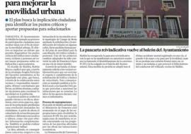PRIMERA SESION DEL PROCESO PARTICIPATIVO DE MOVILIDAD EN MALLEN