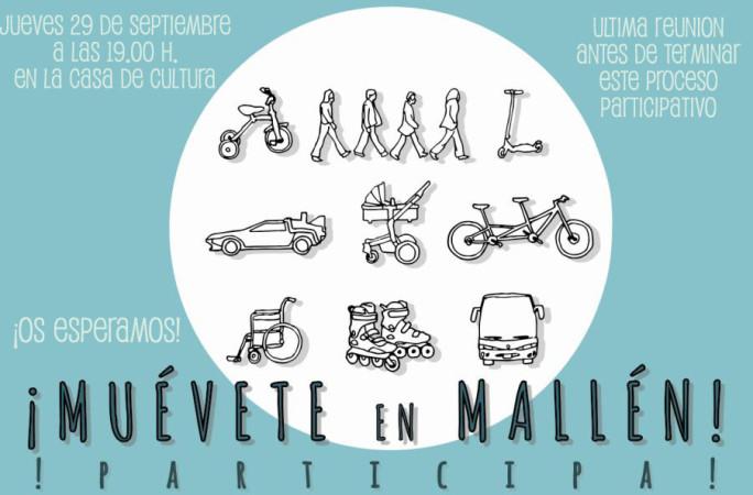 Proceso participativo Muévete en Mallén