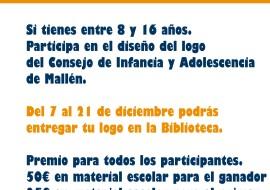 Concurso del logo del Consejo de Infancia y Adolescencia