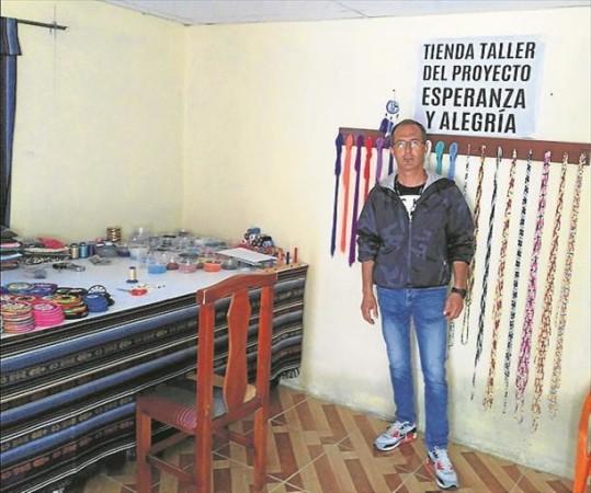 El proyecto solidario 'Esperanza y Alegría' da sus frutos en Ecuador