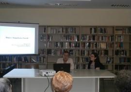 """Conferencia y clausura de la exposición """"Mujer, impulsora social"""""""